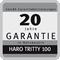 garantie tritty100 20j